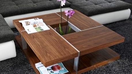 Luxusní konferenční stolky, různé druhy, možný osobní odběr