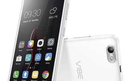 Mobilní telefon Lenovo C (PA300101CZ) bílý