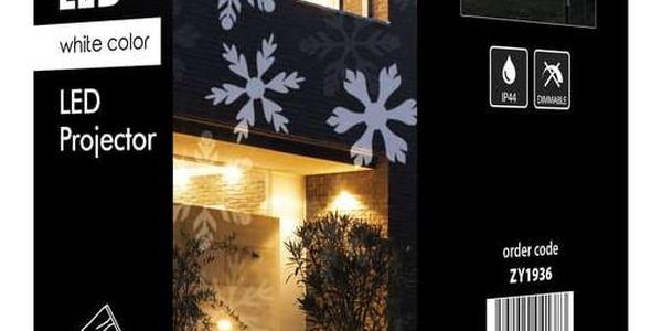 Dekorativní LED projektor EMOS - sněhové vločky (1534193600)2
