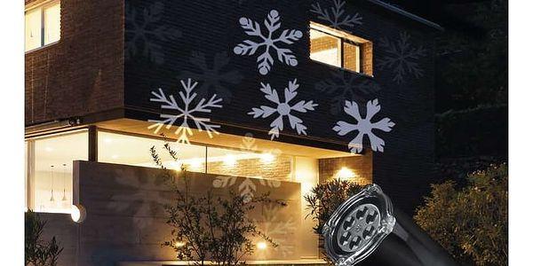 Dekorativní LED projektor EMOS - sněhové vločky (1534193600)3