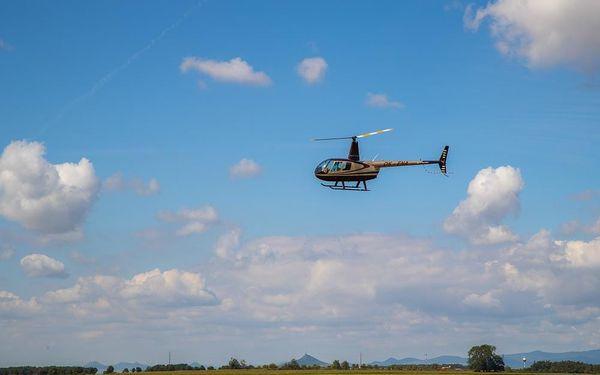 Let vrtulníkem R44 nad Brněnskou přehradou, 20 minut letu + příprava, počet osob: 1 osoba, Brno Tuřany (Jihomoravský kraj)2