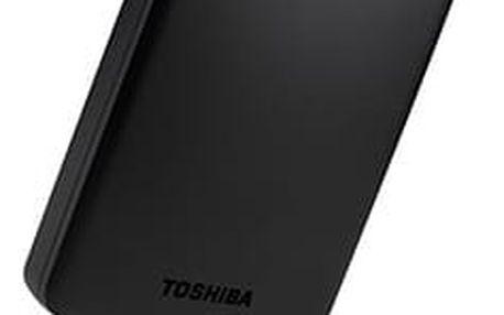 "Toshiba CANVIO BASICS 1TB, 2,5"", USB 3.0, HDTB310EK3AA"