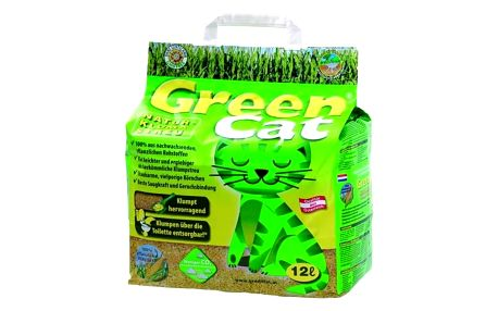 Podestýlka Agros Green Cat 12l
