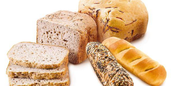 Domácí pekárna Tefal PF610138 bílá2