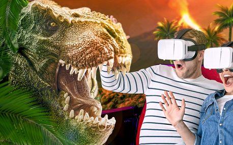 5D kino: vzrušující podívaná pro všechny smysly