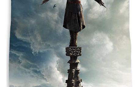 TipTrade Osuška Assassin's Creed Věž, 70 x 140 cm