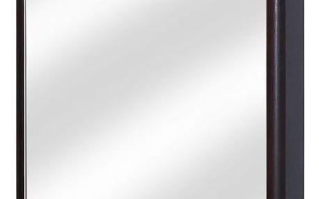 Lucy - Zrcadlová skříňka ZS 271 (front zrcadlo/boky wenge)