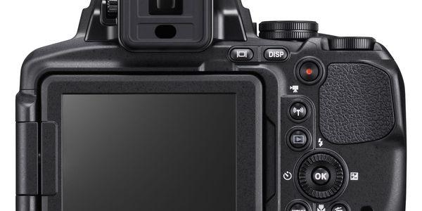 Digitální fotoaparát Nikon Coolpix P900 černý + DOPRAVA ZDARMA2
