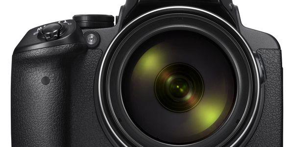 Digitální fotoaparát Nikon Coolpix P900 černý + DOPRAVA ZDARMA4