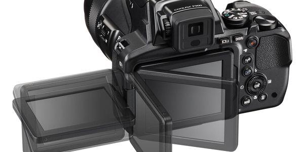 Digitální fotoaparát Nikon Coolpix P900 černý + DOPRAVA ZDARMA5
