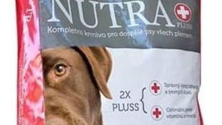 Granule Nutra Plus ADULT 12 kg + Doprava zdarma