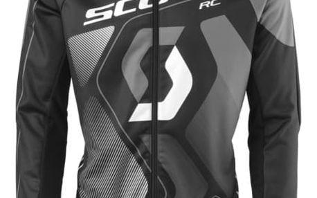 Pánská cyklistická bunda Scott RC Pro, šedá