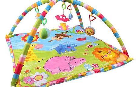 Hrací deka pro děti Baby Game Kingdom