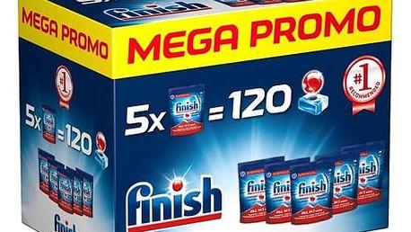 FINISH Allin1 Max 120ks Mega box