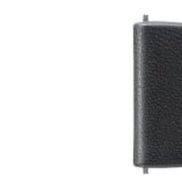 Výměnný pásek Samsung kožený pro Gear S3 Classic (ET-YSL76MBEGWW) černý2