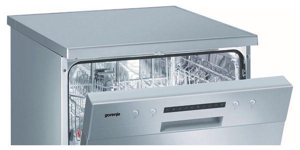 Myčka nádobí Gorenje GS62115X stříbrná3