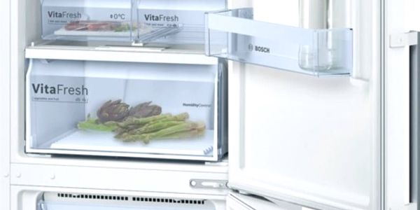 Chladnička s mrazničkou Bosch KGN39VW35 bílá4