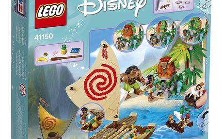 LEGO® Disney Princess 41150 Vaiana a její plavba po oceánu