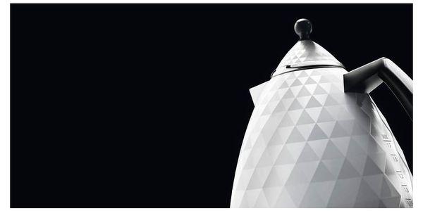Rychlovarná konvice DeLonghi Brillante KBJ2001W bílý3