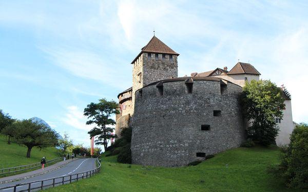 Poznejte krásná místa ve 3 státech: Lichtenštejnsko, Bregenz a Lindau s průvodcem3