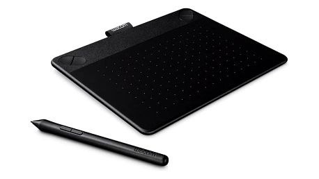 Tablet Wacom Intuos Photo Pen&Touch S (CTH-490PK) černý