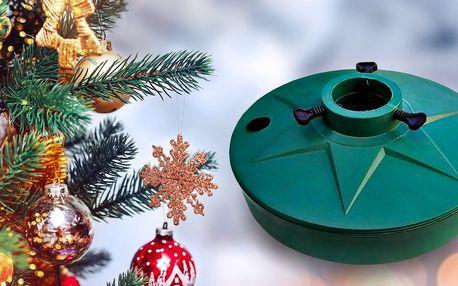 Vodou plnitelný stojan na vánoční stromeček