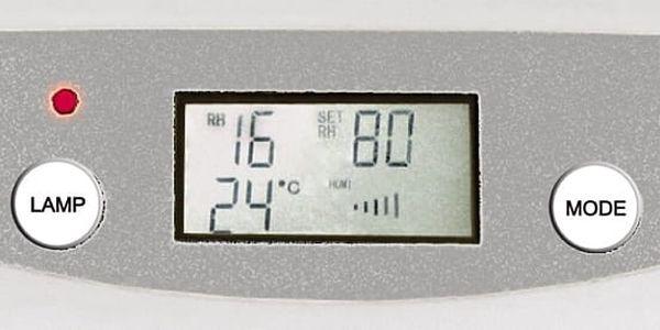 Zvlhčovač vzduchu Guzzanti GZ 987 bílý/modrý3