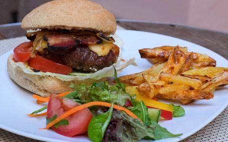 Bezlepkový ráj: burger či halušky i pro vegany