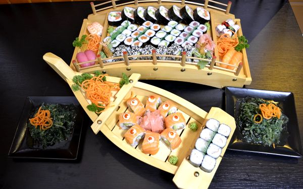 Sajado Wok & Sushi