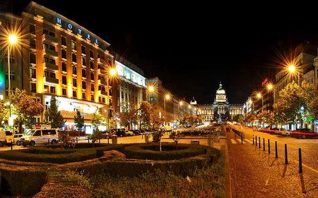 Jalta Boutique Hotel*****: 3 dny v centru Prahy