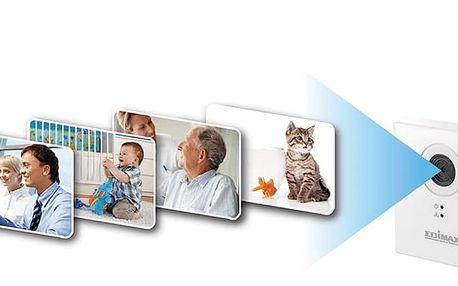 IP síťová kamera s HD rozlišením včetně poštovného