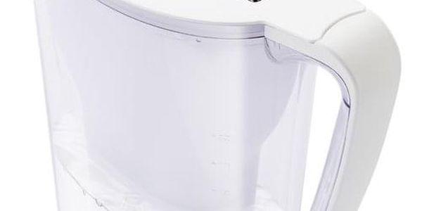 BWT Filtrační konvice Penguin 2,7 l, bílá, designová láhev MyEqua 550 ml2