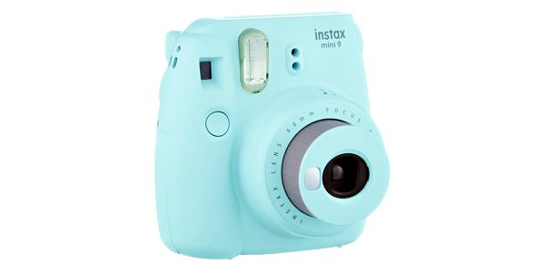 Digitální fotoaparát Fujifilm Instax mini 9 modrý4