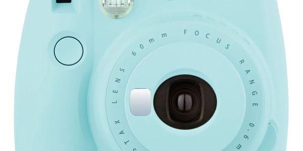 Digitální fotoaparát Fujifilm Instax mini 9 modrý5