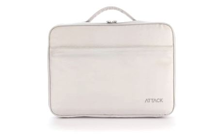 "ATTACK Global brašna na notebook 14,1"" šedá"