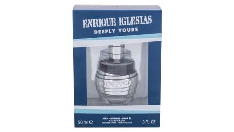 Enrique Iglesias Deeply Yours Man 90 ml toaletní voda pro muže