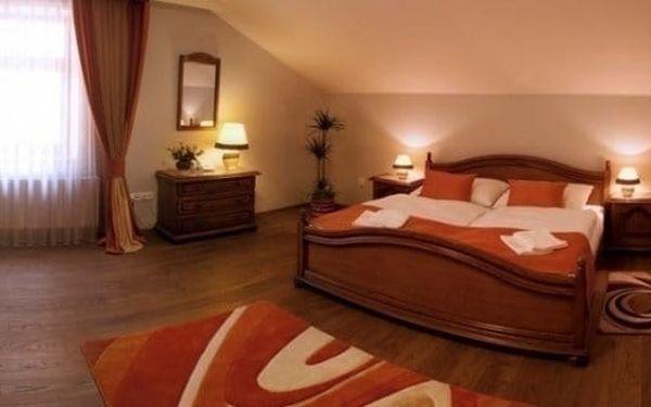 3–4denní wellness pobyt pro 2 osoby s polopenzí v hotelu Praděd Thamm*** v Jeseníkách3