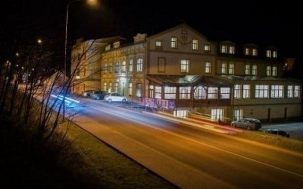 3–4denní wellness pobyt pro 2 osoby s polopenzí v hotelu Praděd Thamm*** v Jeseníkách4