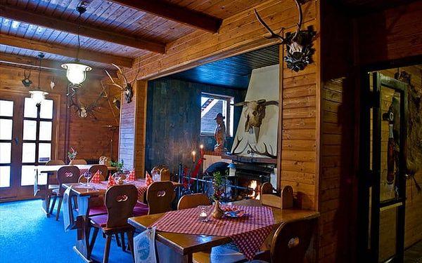 Restaurace a penzion Koliba