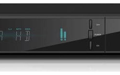 Satelitní přijímač AB Cryptobox 650HD černý
