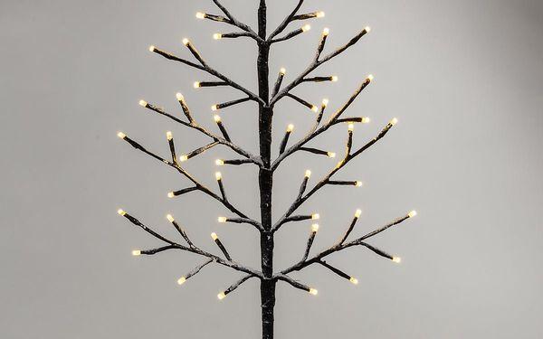 Svíticí LED stromek Pino, hnědá4