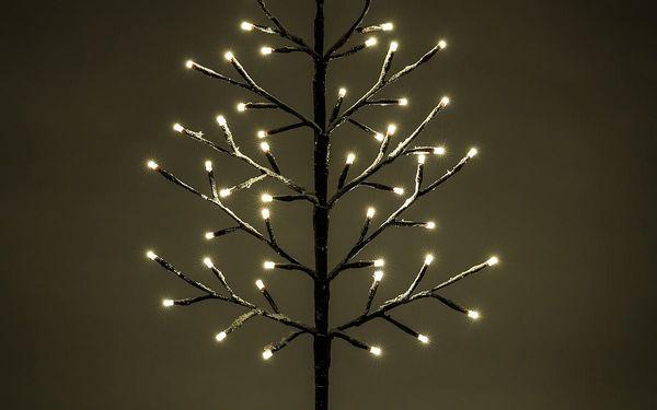 Svíticí LED stromek Pino, hnědá5