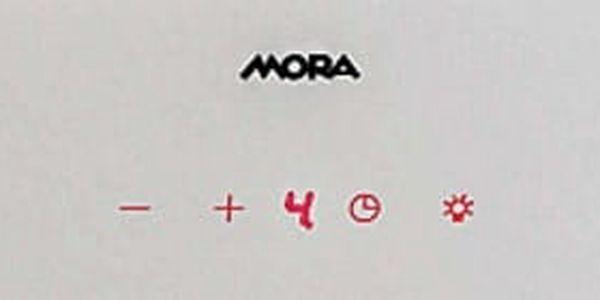 Odsavač par Mora Premium OV 685 GW bílý/sklo + DOPRAVA ZDARMA2