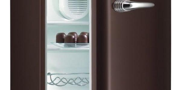 Chladnička Gorenje Retro RF 60309 OCH hnědá + DOPRAVA ZDARMA2