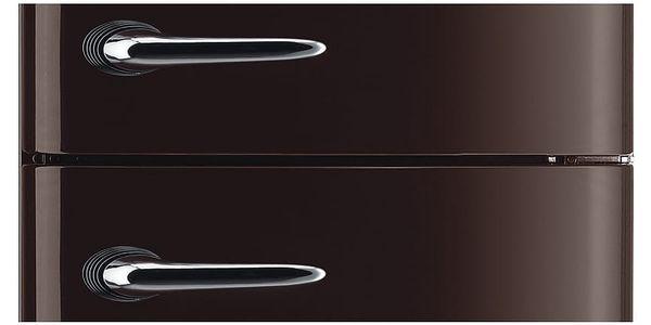 Chladnička Gorenje Retro RF 60309 OCH hnědá + DOPRAVA ZDARMA3