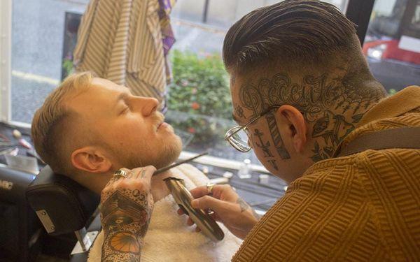 Úprava vousů a vlasů - Coupe de cheveux + Barbu Trimage, přibližně 60 min, počet osob: pro 1 osobu, Mladá Boleslav (Středočeský kraj)2