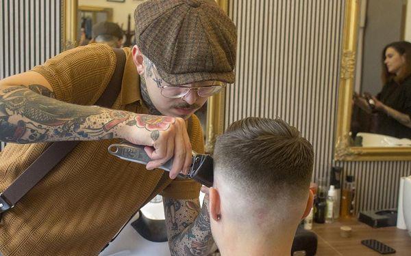 Úprava vousů a vlasů - Coupe de cheveux + Barbu Trimage, přibližně 60 min, počet osob: pro 1 osobu, Mladá Boleslav (Středočeský kraj)4
