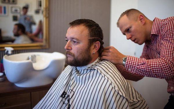 Úprava vousů a vlasů - Coupe de cheveux + Barbu Trimage, přibližně 60 min, počet osob: pro 1 osobu, Mladá Boleslav (Středočeský kraj)5