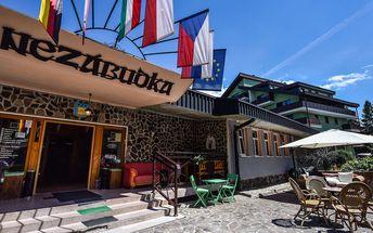 Hotel Nezábudka