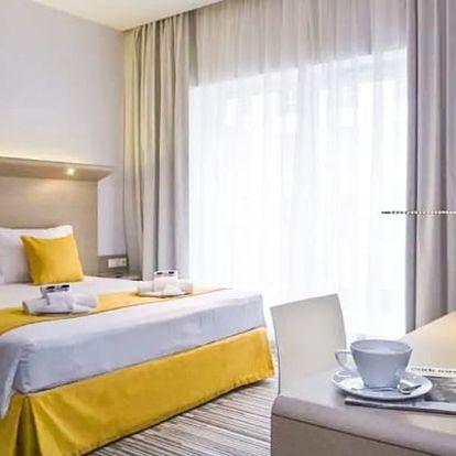 Budapešť ve 4* hotelu se slevovou kartou